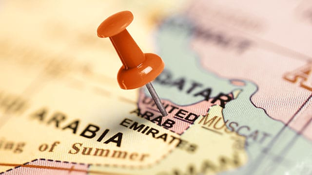 Tantec has got a new agent in the United Arab Emirates