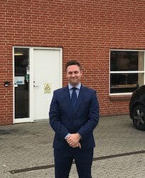 New agent in UK and Ireland