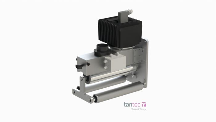 LabelTEC corona treaters