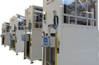 Large customized VacuTEC Plasma Treaters makes a big difference